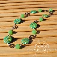 green goddess necklace