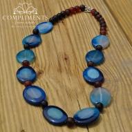 natural blue beauty
