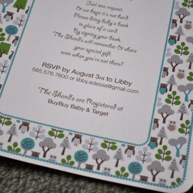 dwell studio owls invitations 2