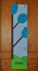 Mark Growth Chart