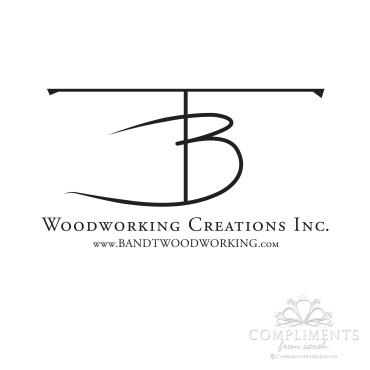 BT Woodworking Creations Logo