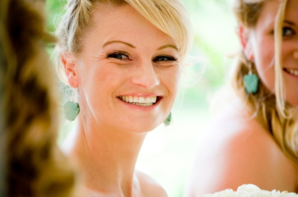 Turquoise Bridesmaid Earrings -Bridesmaids2