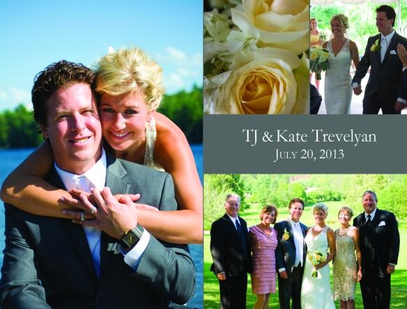 Kate and TJ Wedding