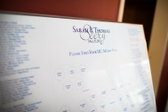 Seery Wedding Seating Chart