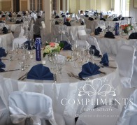 Washington DC Metro Theme Wedding Table Identification